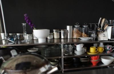 キッチンと黒板 (R306@渋谷)