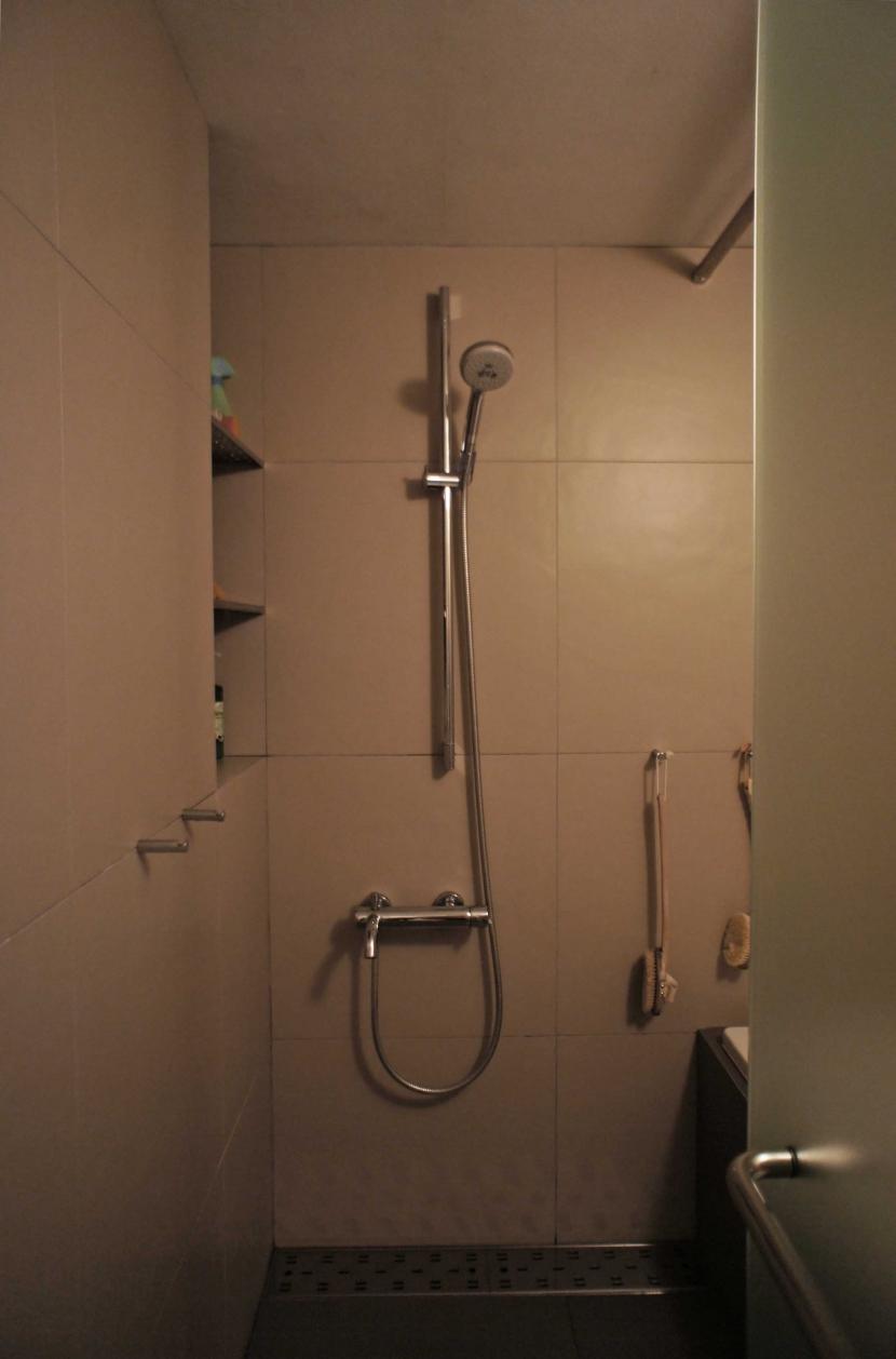 2LDKを1DLKに@港区の写真 バスルーム