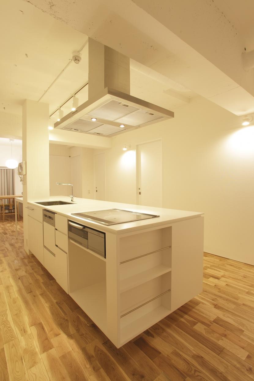 舟入南の家の部屋 キッチン