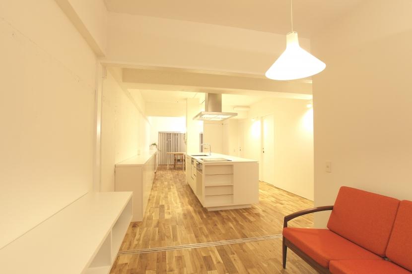 建築家:SWITCH&Co.「舟入南の家」