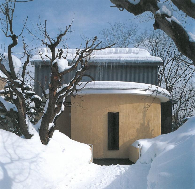 建築家:藤島 喬「終の住処」