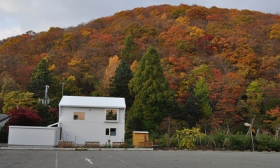 栗山町の家達