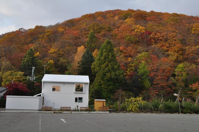 建築家:藤島 喬「栗山町の家達」