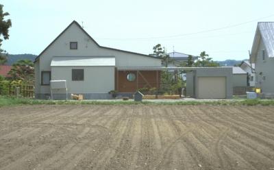 栗山町の家達 (NO.04)