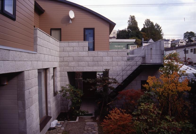 澄川の家の部屋 澄川の家