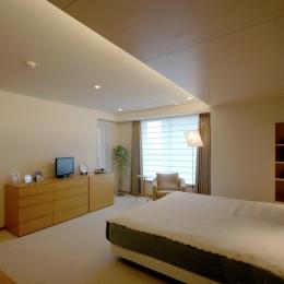 主寝室2 (白金台S邸)