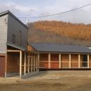 藤島 喬の住宅事例「毛陽館」
