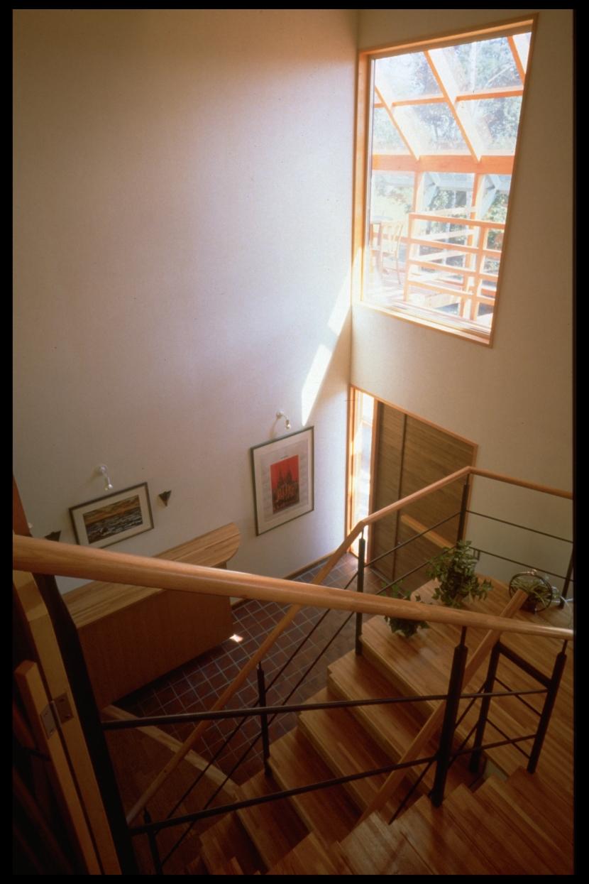 望赤館の部屋 玄関