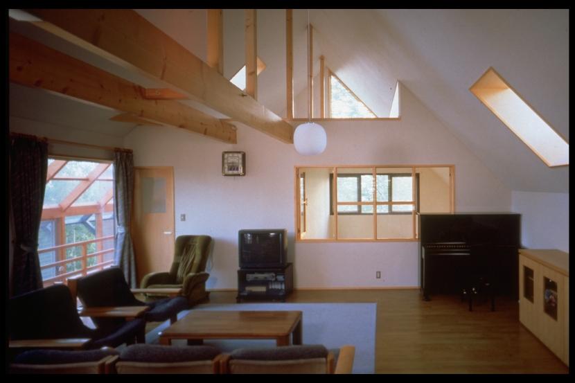 望赤館の部屋 洋室