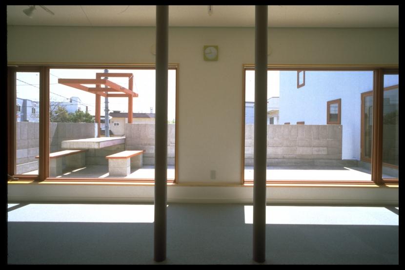 琴懇館の部屋 ギャラリースペース