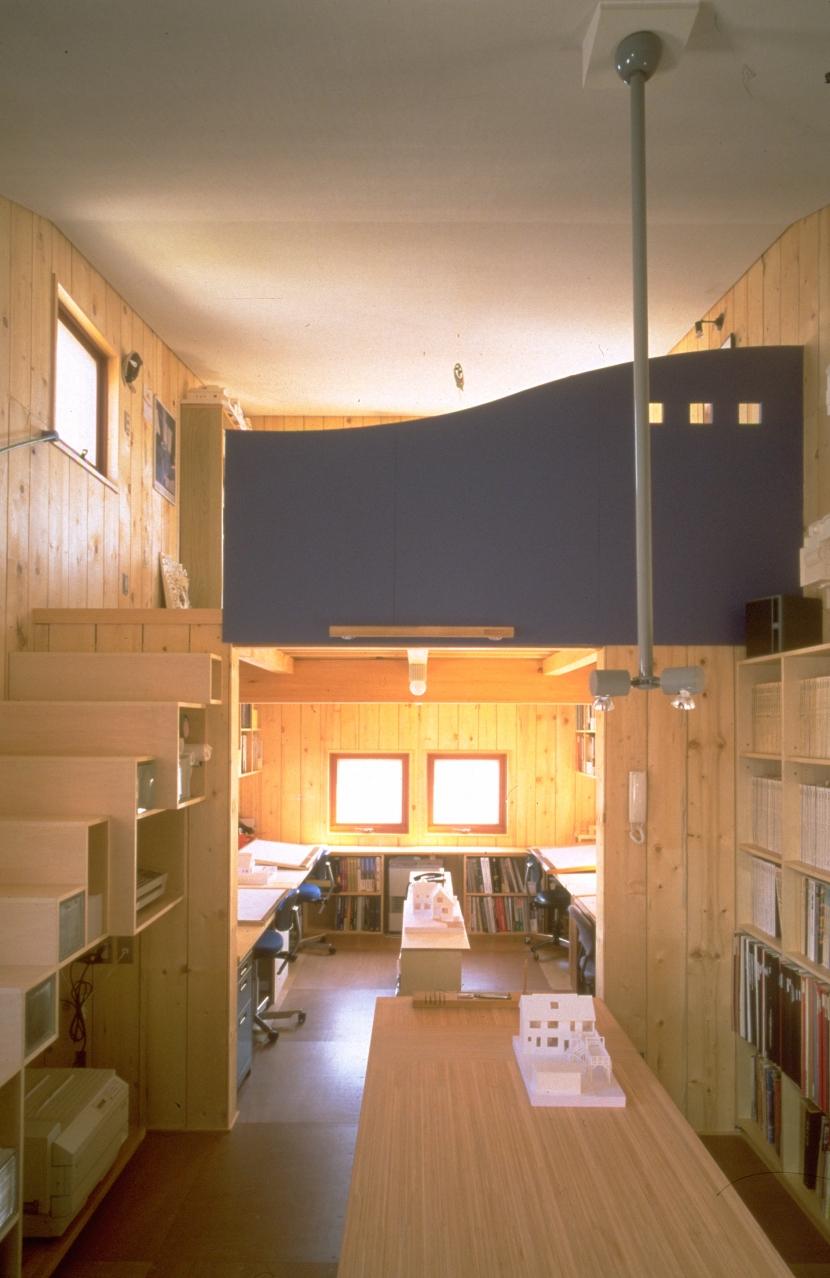 琴懇館の部屋 事務所アトリエ