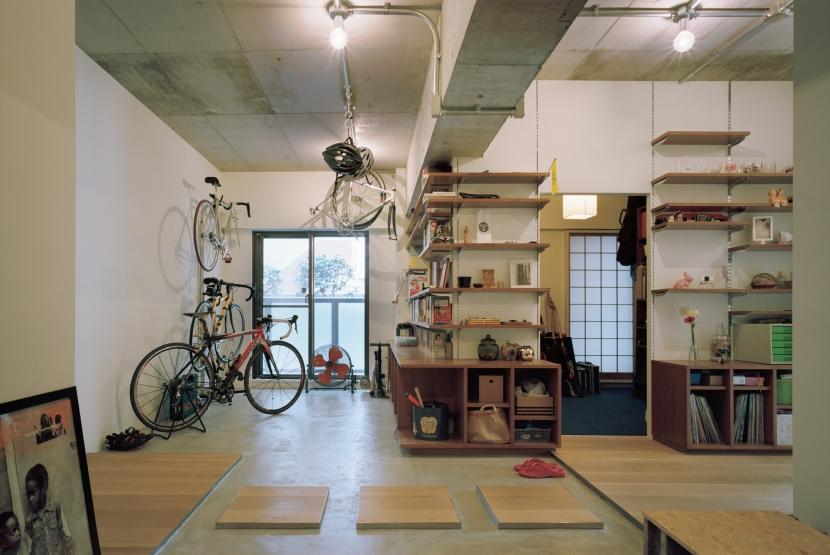 建築家:石井 大吾「ときわ台の住宅」