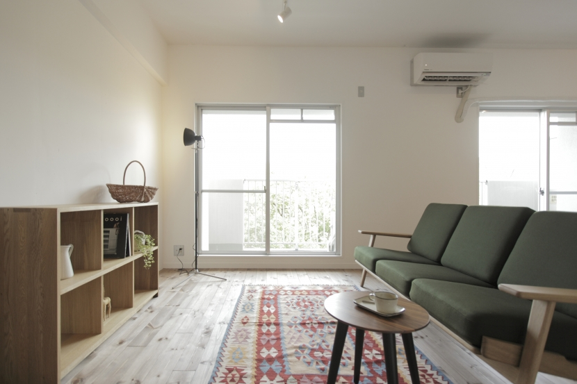 平塚の家の部屋 LDK