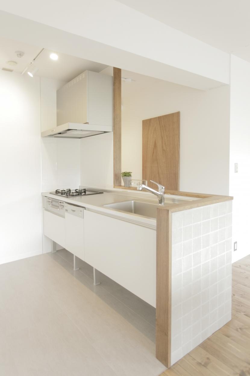 平塚の家の部屋 キッチン