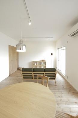 平塚の家 (リビング)