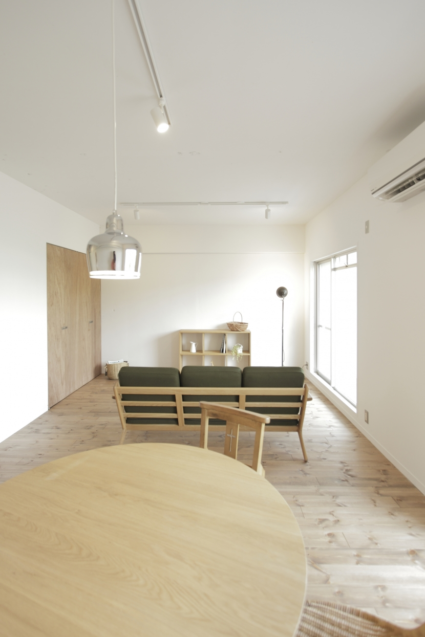 建築家:SWITCH&Co.「平塚の家」