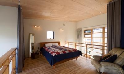 Kamakura Plus (寝室)