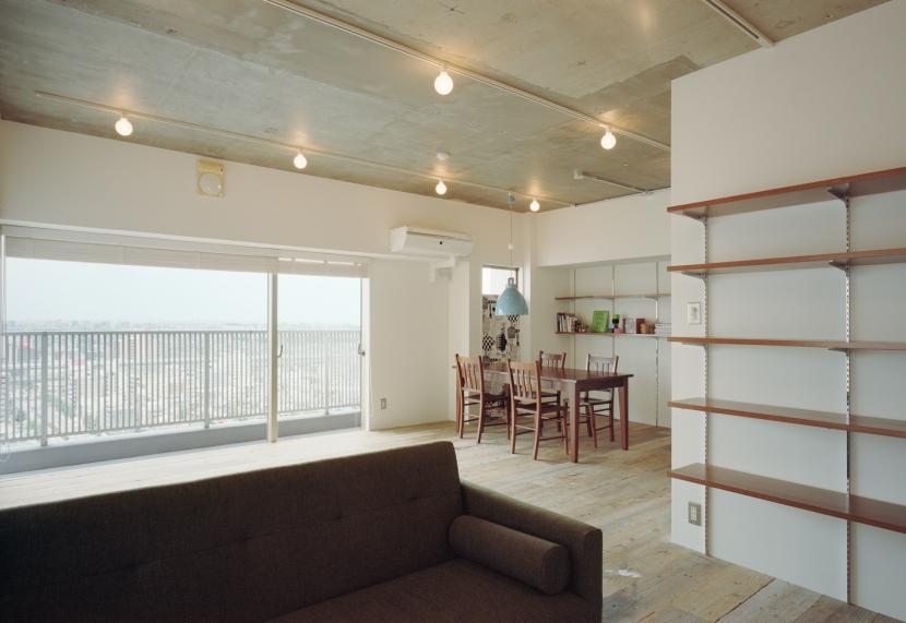 建築家:石井 大吾「名古屋の住宅」