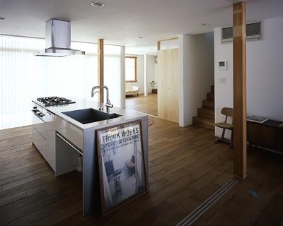 キッチン1 (宇佐の家)