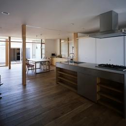 キッチン2 (宇佐の家)
