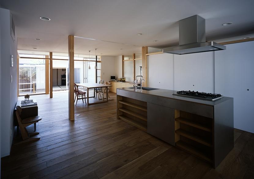 宇佐の家の写真 キッチン2