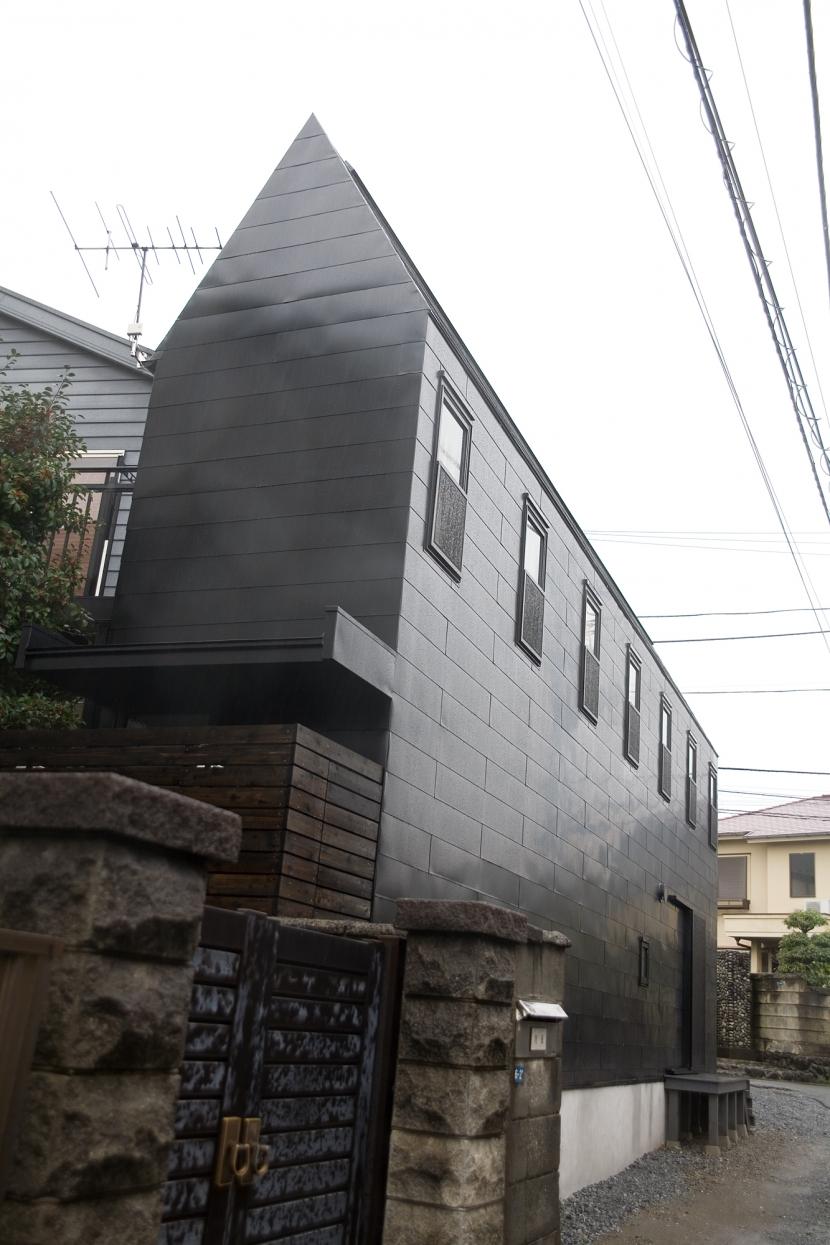 建築家:石井 大吾「腰越の住宅」