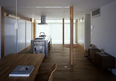 キッチン3 (宇佐の家)