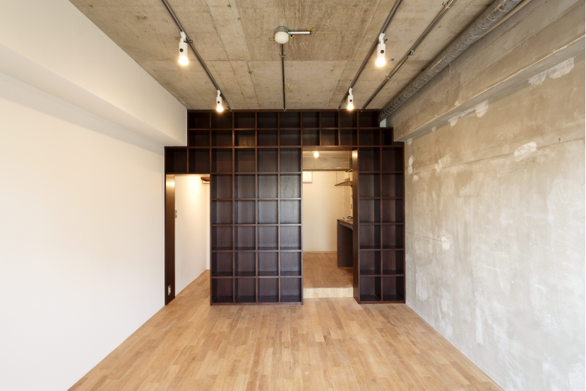 Hondanaの部屋 居室