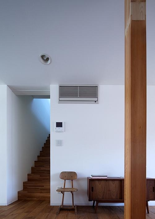 宇佐の家の写真 階段