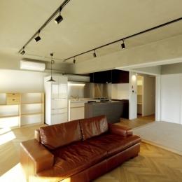 建築家 SWITCH&Co.の事例「宇品御幸の家」