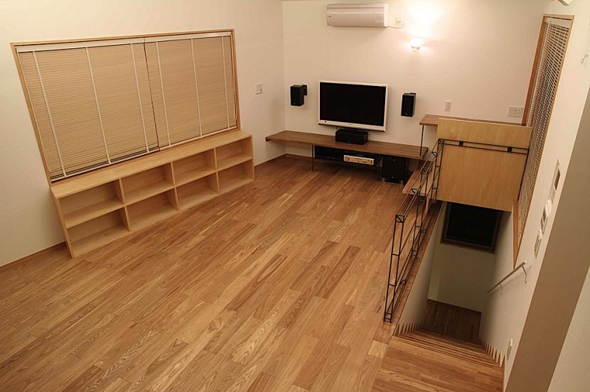 世田谷の家の部屋 リビング3