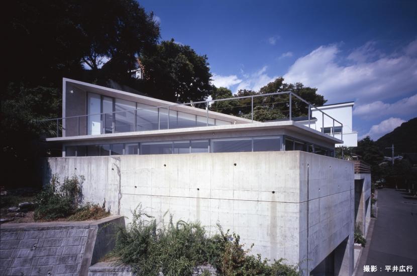 株式会社後藤武建築設計事務所「空の洞窟」