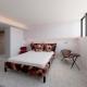 ベッドルーム (自然素材の家 オークラモデル)