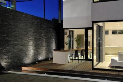 自然素材の家 駒沢モデル (アウトリビング)