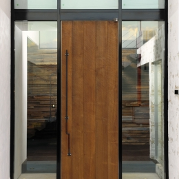 自然素材の家 駒沢モデル