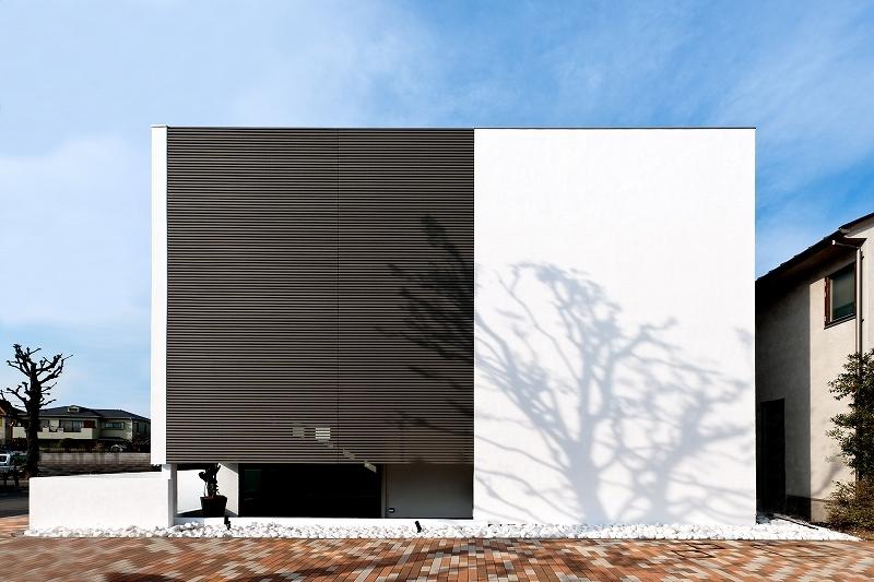 自然素材の家 瀬田モデルの部屋 外観