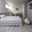 自然素材の家 瀬田モデルの写真 ベッドルーム