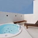 自然素材の家 瀬田モデルの写真 ルーフテラス+ジャグジー