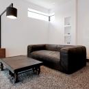自然素材の家 瀬田モデルの写真 リビング