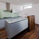 自然素材の家 瀬田モデルの写真 キッチン