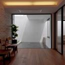 自然素材の家 三鷹モデルの写真 地下室