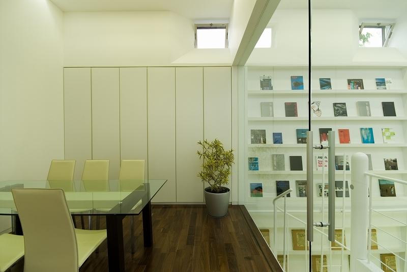 自然素材の家 港北モデル (部屋)