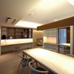 建築家 各務謙司の事例「神戸M邸」