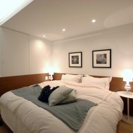 神戸M邸 (主寝室)