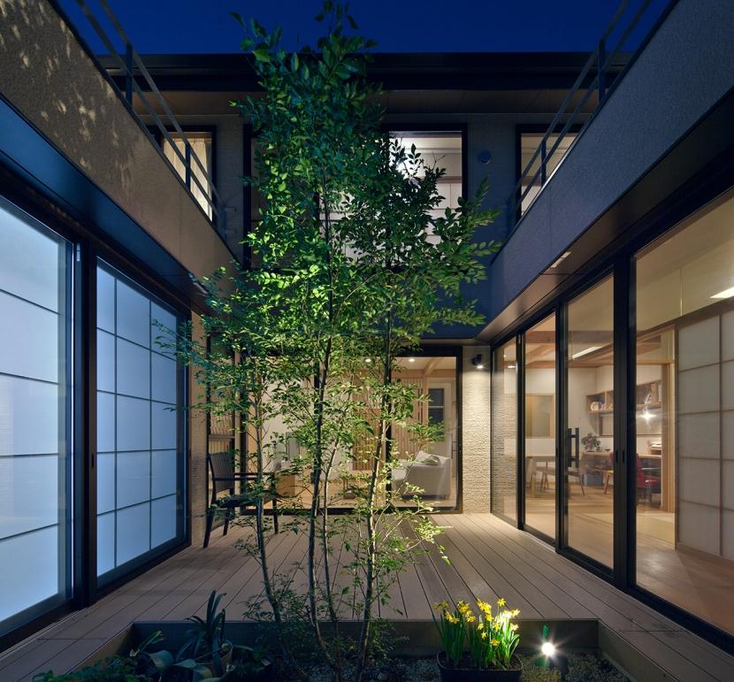 建築家:深田 晋「今宿の家1」