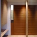 神戸M邸の写真 玄関