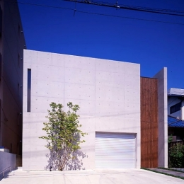 長丘の家 (外観)