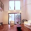 深田 晋の住宅事例「長丘の家」
