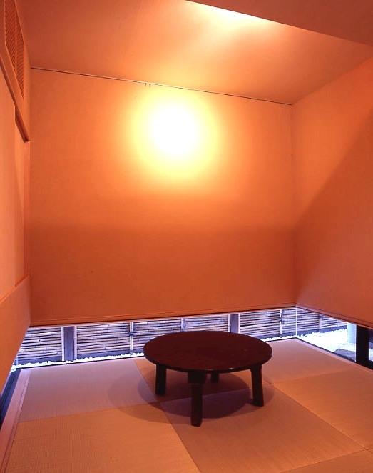 長丘の家の部屋 和室