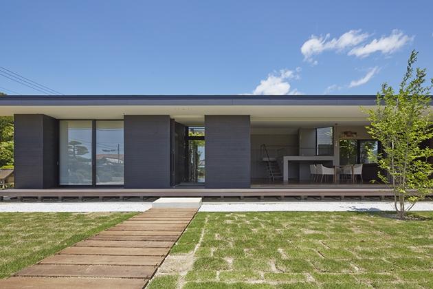 建築家:丸山耕平建築設計事務所「常陸太田の家」